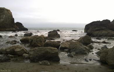 Muir Beach CA by JSCrail