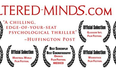 Altered Minds Laurels Huffpo Quote