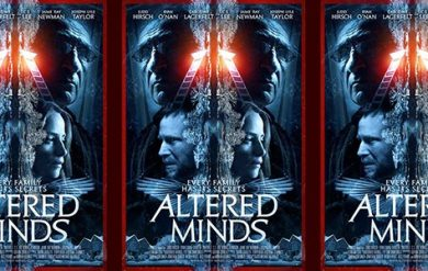 Altered Minds Theatrical Poster Nicole Vettraino