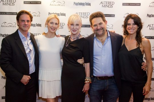 Psychology Today Altered Minds NYC Premiere